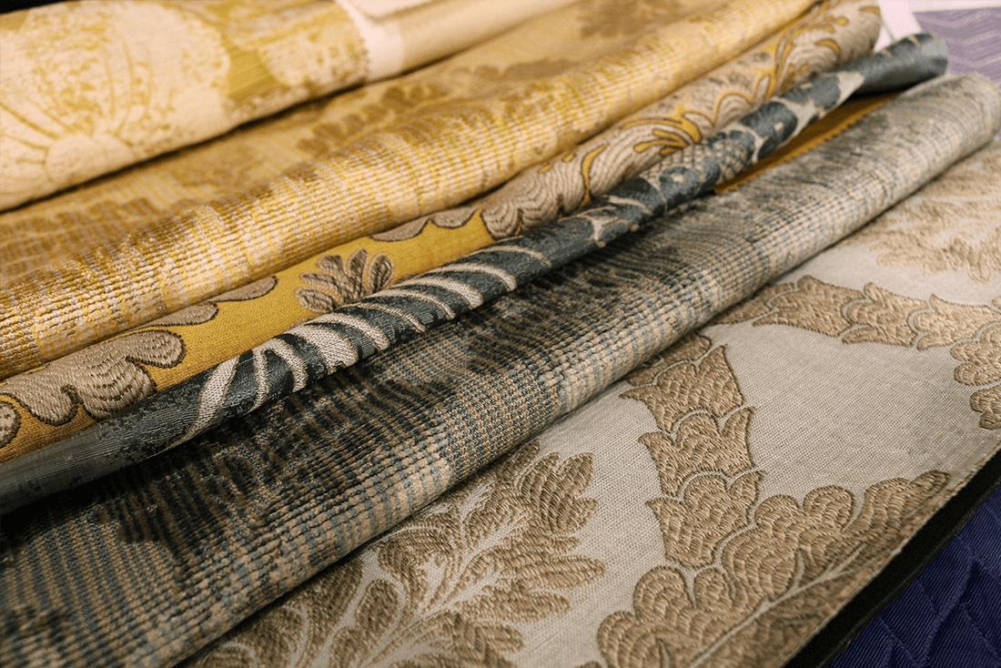 Rinnovare Divano In Tessuto tende & divani - arredamenti in tessuto